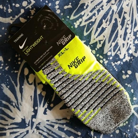 241efc24e Nike Underwear & Socks | Grip Lightweight Training Socks | Poshmark
